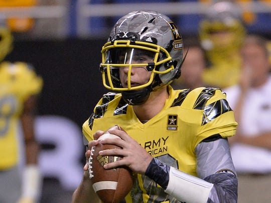 Brandon Peters is a four-star quarterback from Avon, Ind.