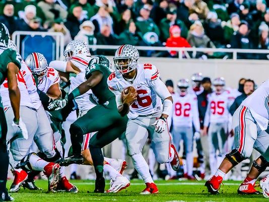 MSU vs Ohio State Football