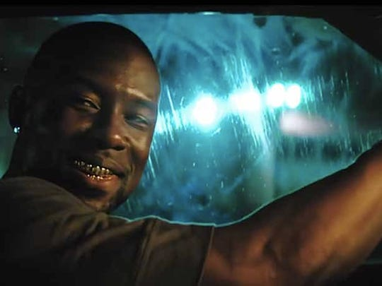 """Levante Rhodes is """"Black"""" in """"Moonlight,"""" which opens Friday at the Ridgeway Cinema Grill."""