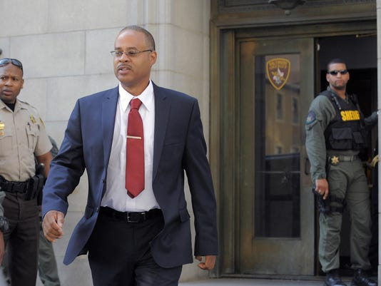 Baltimore police van driver not guilty on all administrative charges in Freddie Gray case