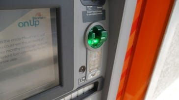 Photographed here is the SunTrust ATM and skimmer found in Port St. Lucie. Port St. Lucie Police urged people to be alert to ATM tampering.
