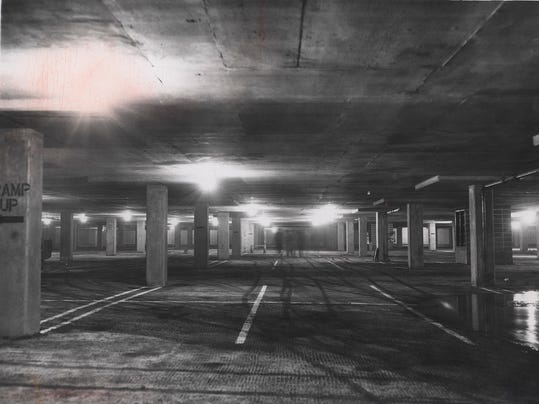 Civic Center Garage: Guest Essay: 'Housing First' For City's Homeless