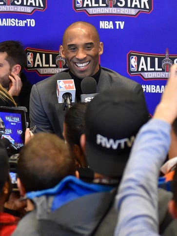 Kobe Bryant will play his 18th and final All-Star Game