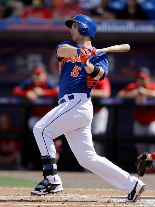 Cardinals Mets Spring Baseball (2)