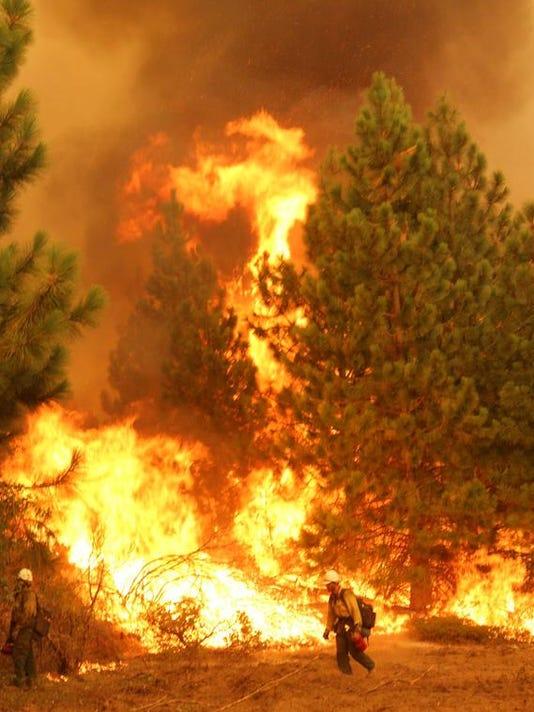 FAL 0504 MT Moment Fires