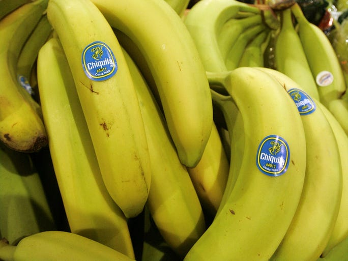 Chiquita Brands attracted an approximately $611 million buyout offer from investment firm Safra Group and Brazilian agribusiness and juice company Cutrale Group. Safra and Cutrale are offering $13 per share, a 29 percent premium to Chiquita Brands International Inc.'s closing price of $10.06 on Friday.