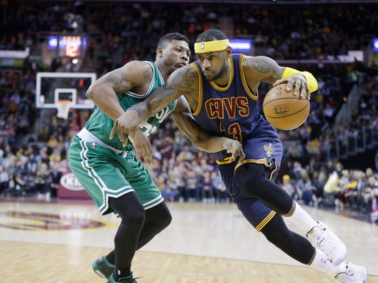 LeBron James, Marcus Smart