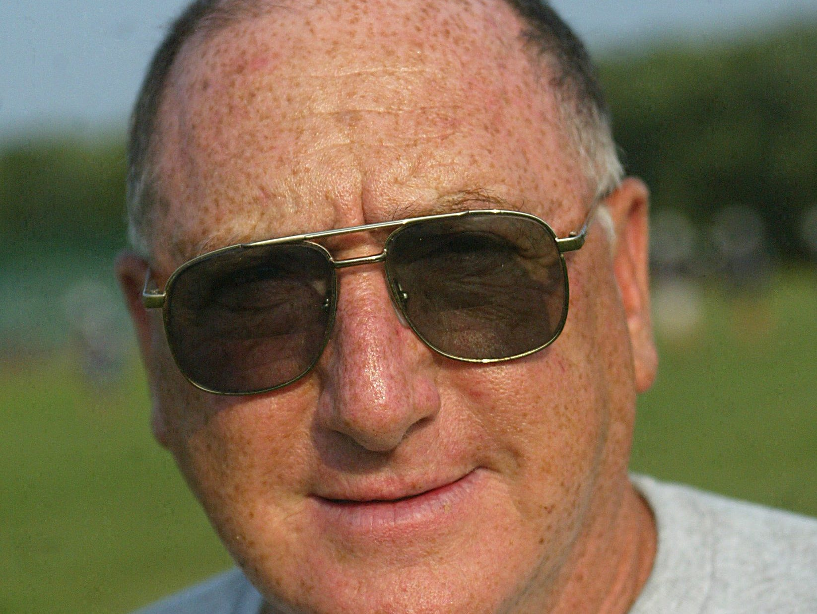 Long-time Lacey head coach Lou Vircillo, shown in 2007, was a young assistant coach at Red Bank in 1975.