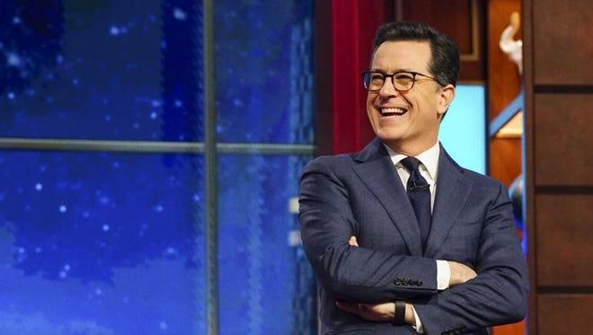 Mr. Stephen Colbert.