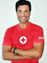 Latin pop star Chayanne