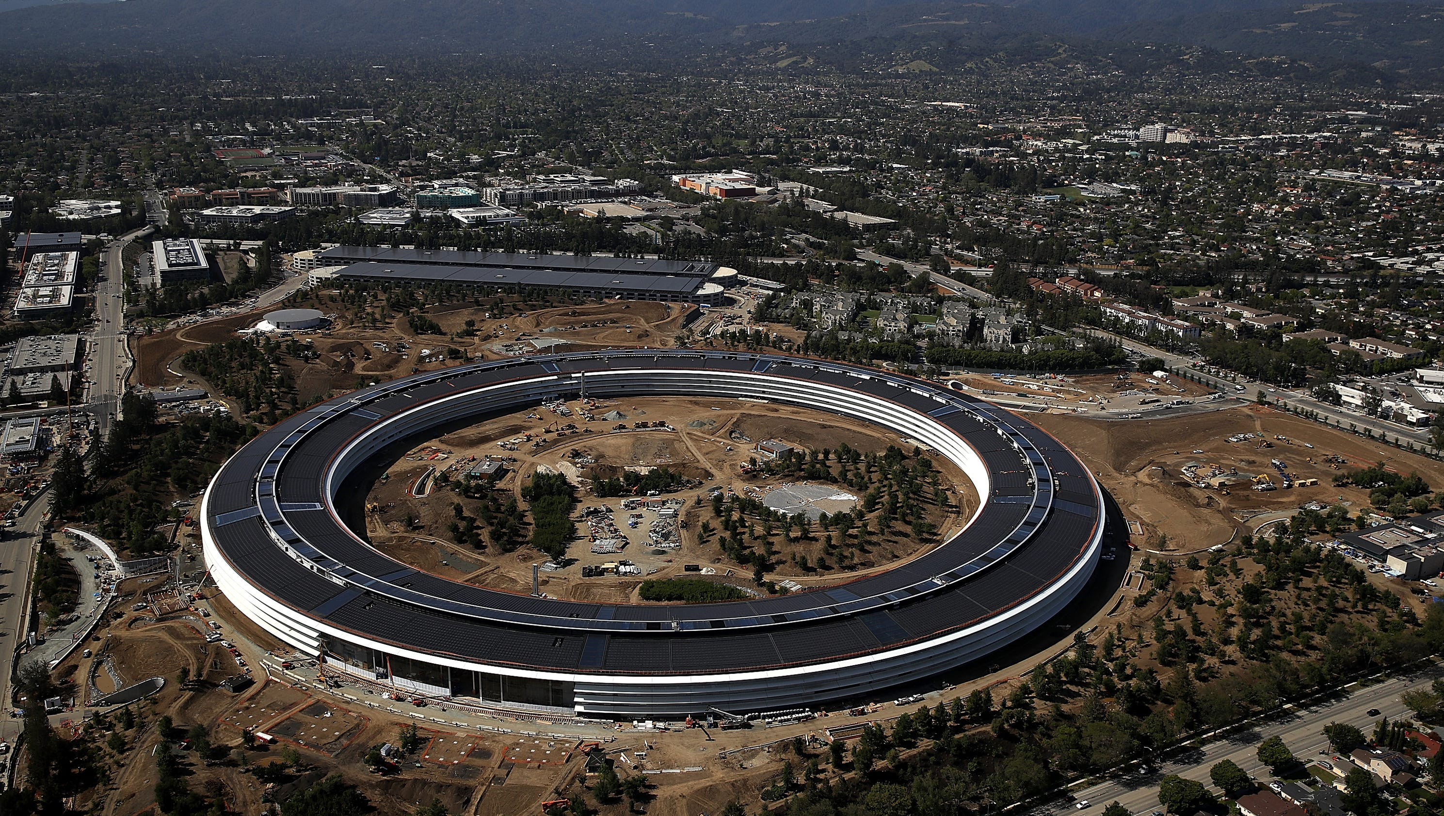 Can You Tour Apple Campus