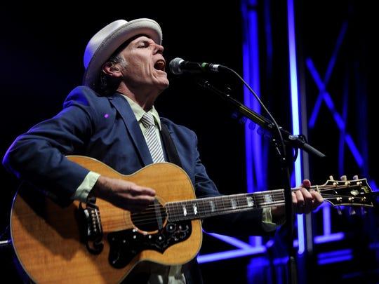 John Hiatt received the Americana Music Association's lifetime achievement award for songwriting in 2008.