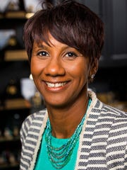 Heidi Otway, vice president and partner at SalterMitchellPR. Otway is also the chair-elect for the Tallahassee Chamber of Commerce.