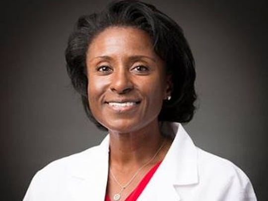 Charmaine Martin, M.D., director of OB services for