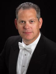 Eric Wilson, Abilene native and director of bands at Baylor University