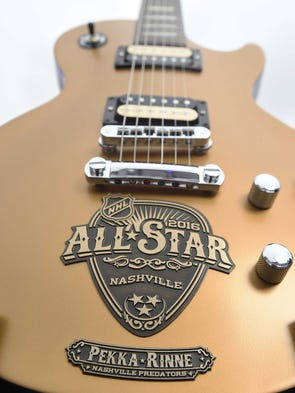 NHL All-Star swag for players, coaches and owners will