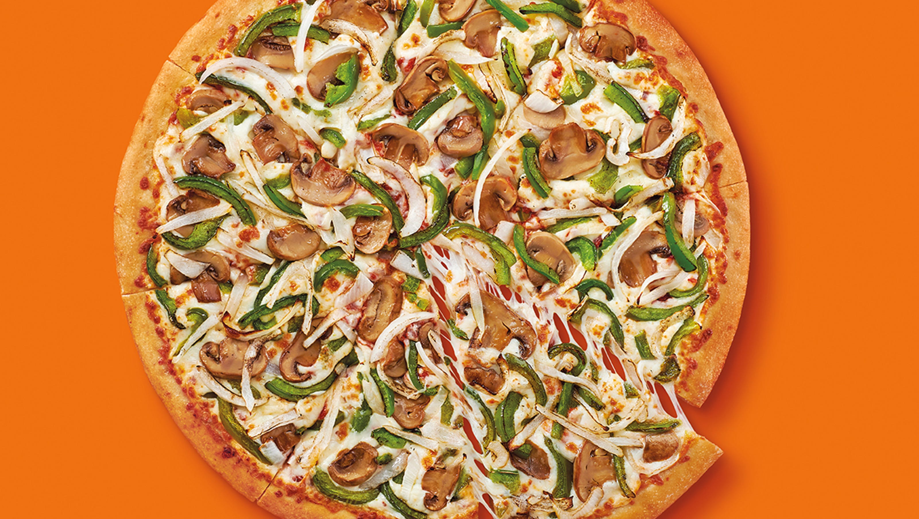 Little Caesars Extra Most Bestest Pizzas Now Offer A Choice Of Toppings