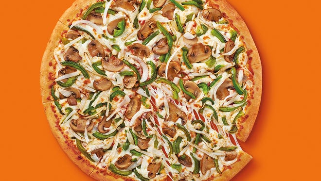 Little Caesars is now offering Hot-N-Ready pizzas with a choice of toppings.