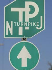 A North Carolina woman died in a two-vehicle accident on the New Jersey Turnpike in Cherry Hill early Saturday.