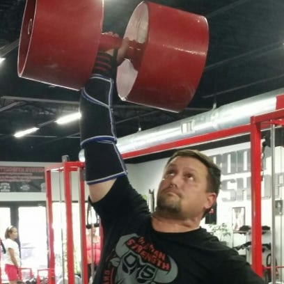 Strongest man competition coming to Corpus Christi