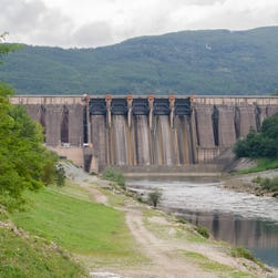 Hydroelectric power plants have not garnered the kind of focus that wind turbines and solar arrays do.