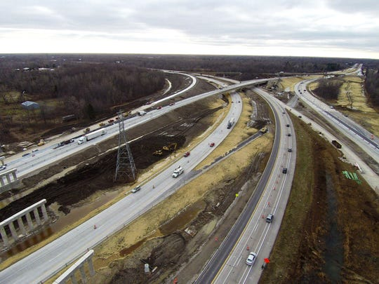 PTH1220 INTERCHANGE LANE OPENINGS