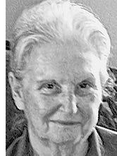Lydia Mae Patton (Burris), 80