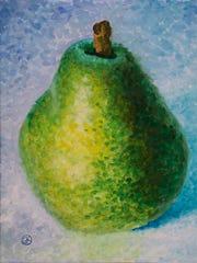 Pear by Gregory Kerkman.