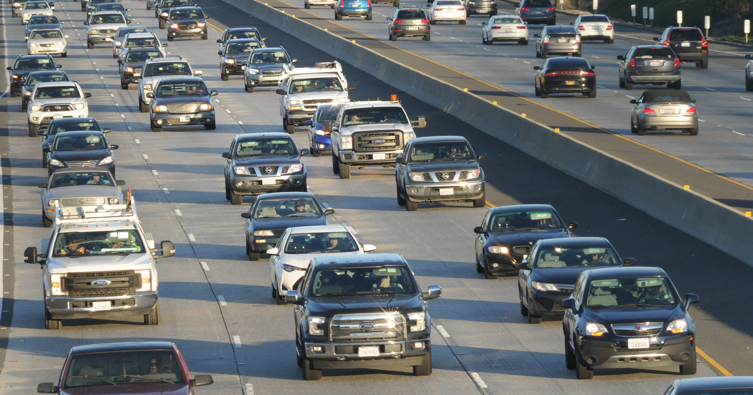 Highways 101 and 33 being upgraded in Ventura County