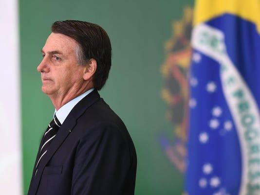 BRAZIL-CABINET-BOLSONARO