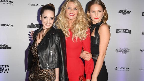 What keeps Christie Brinkley inspired? Her two daughters