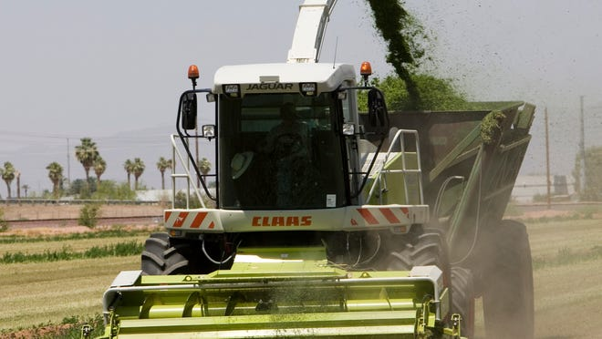 A trade agreement could open the door for increased Arizona exports, including farm goods.