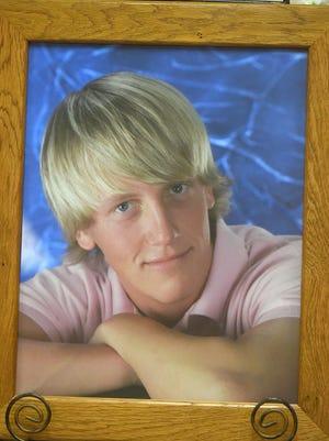 A photograph of Mason Seay.