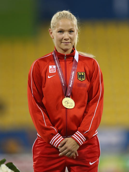 IPC Athletics World Championships - Day One - Evening Session