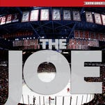 New book available: 'The Joe: Memories from the heart of Hockeytown'