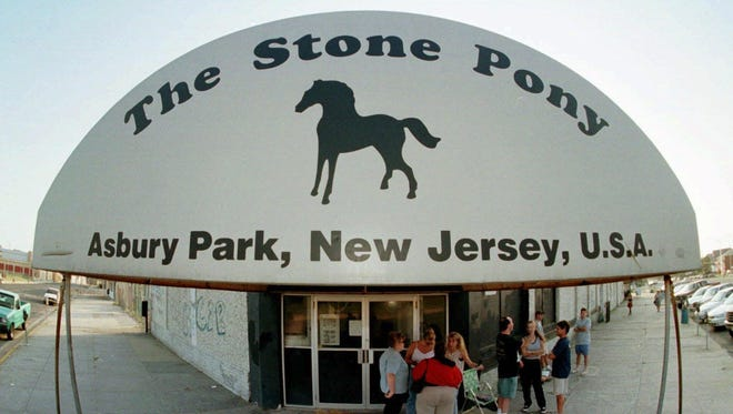 The Stone Pony in Asbury Park