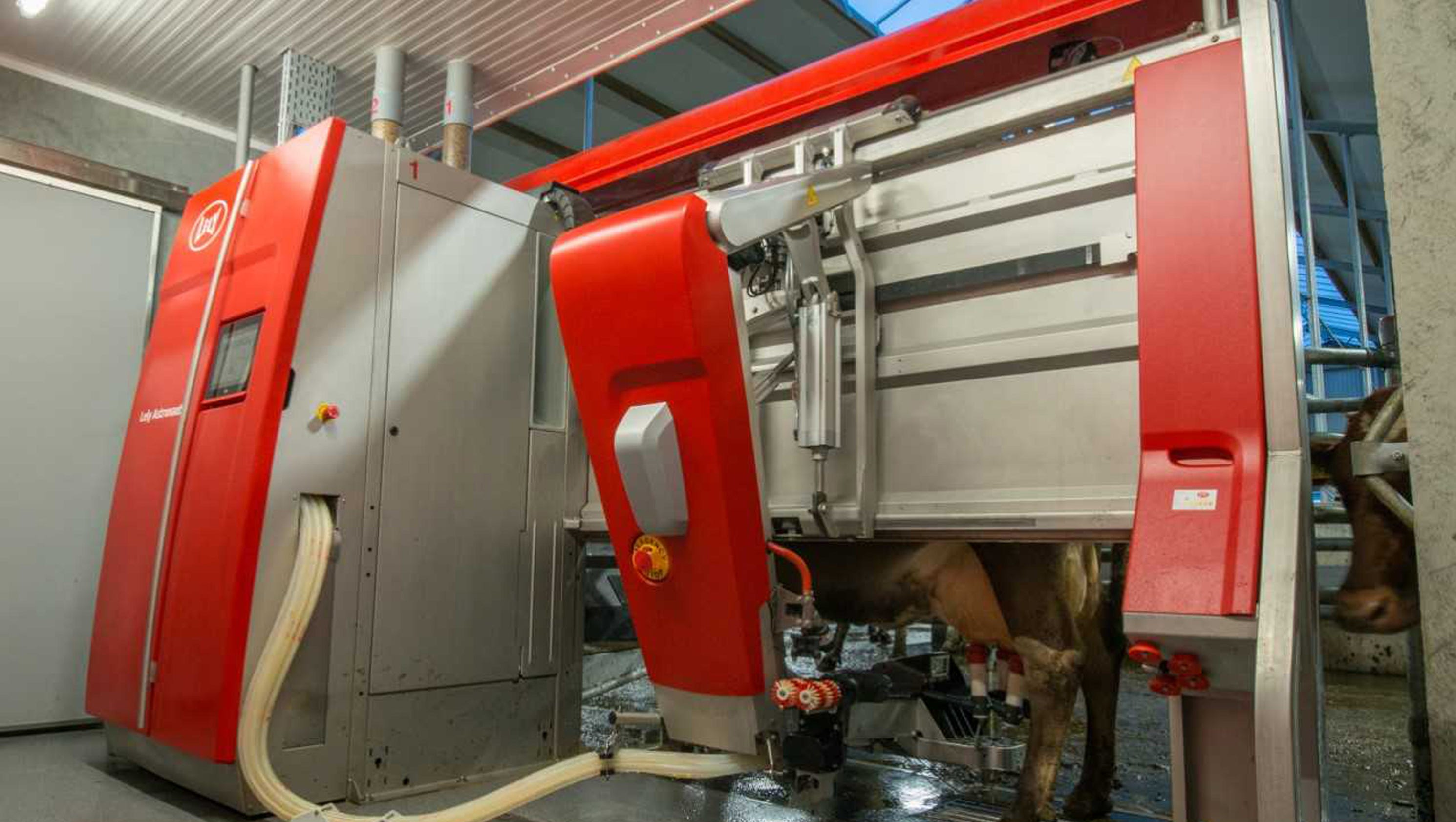 Image result for a5 robot lely