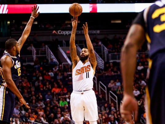 Phoenix Suns Markieff Morris