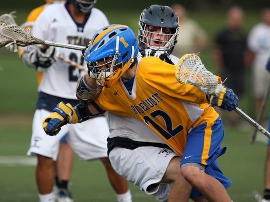 Gunnar Miller helped Irondequoit won three Section V lacrosse titles during his time at the school.