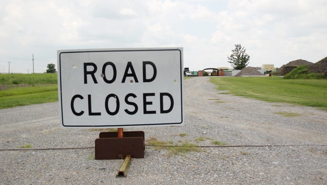 Road closures are coming Sunday.
