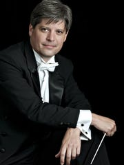 """""""I am a passionate conductor who has the ability to inspire and bring out the best in the musicians,"""" Michael Hall said. """"I have the experience to work productively with the executive director and the board, to continue to build on the artistic strategies and successes already in place, and to seek new and engaging ways to present the great Masterworks to the community."""""""