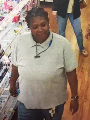 Springettsbury Township Police are looking for the identity of this woman, suspected in a Walmart theft.