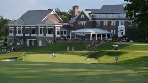 The 103rd Met Open may be decided on Wykagyl's famous