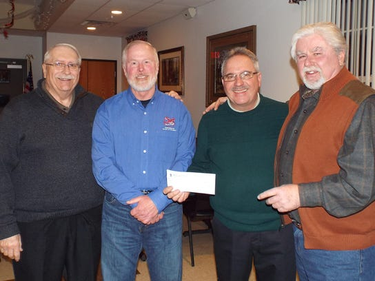 Merrill Fraternal Order of Eagles Charitable Contributions 2