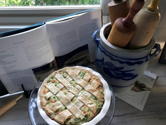 Homemade chicken pot pie: What can be better for a