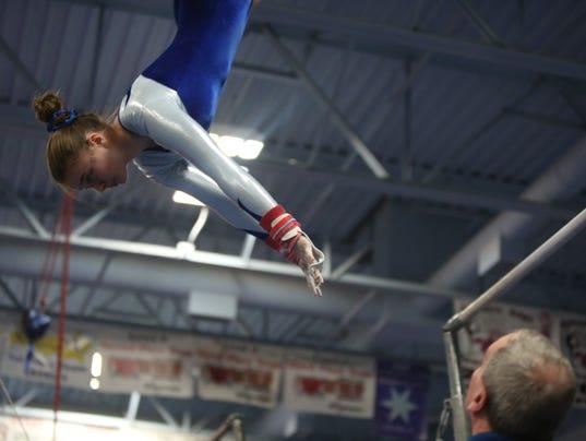 Division 1-2 Gymnastics Championship 305187002