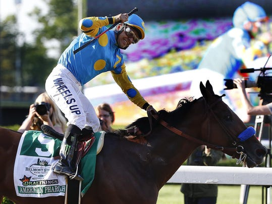 Belmont Stakes Horse Racing (2)