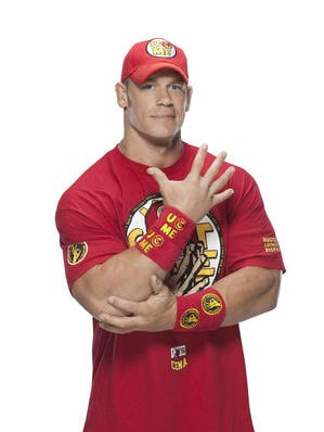 John Cena was scheduled to be in Monroe Sunday with WWE Live. Cena announced Wednesday night he is having shoulder surgery Thursday.