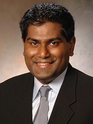 Karthik Sundaram is a radiology resident at Vanderbilt University Medical Center.