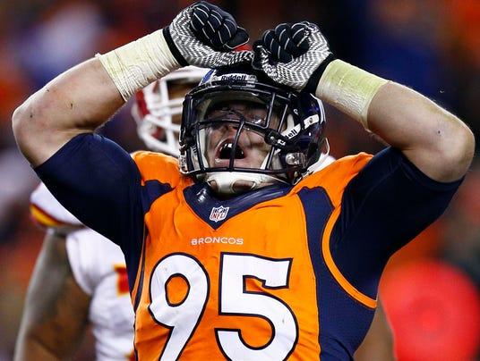 USP NFL_ Kansas City Chiefs at Denver Broncos